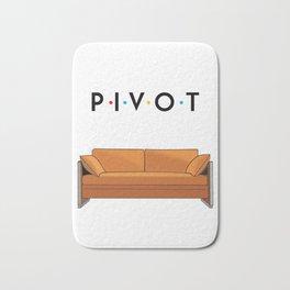 Pivot Friends Bath Mat