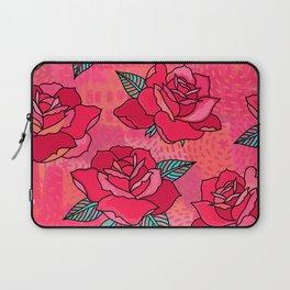 Havana Traditional Rose Pattern Laptop Sleeve