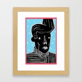 kowalski Framed Art Print