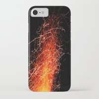 prometheus iPhone & iPod Cases featuring A gift from Prometheus  by Stu Naranch