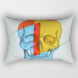 Vida de colores Rectangular Pillow