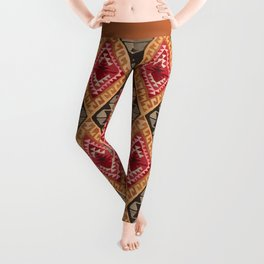 Sunset Kilim Leggings