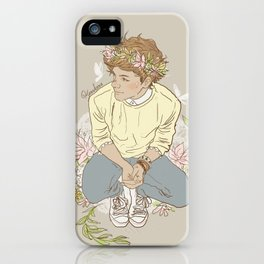 """"""" The Sun-Kissed Boy """" iPhone Case"""