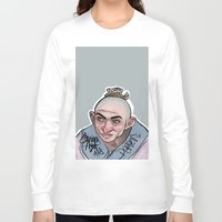 ahs Long Sleeve T-shirts featuring Pepper AHS Illustration by ShannonArgent