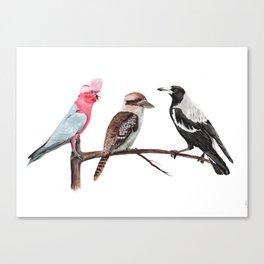 Gakookapie Canvas Print