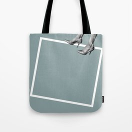 Floating Point Tote Bag
