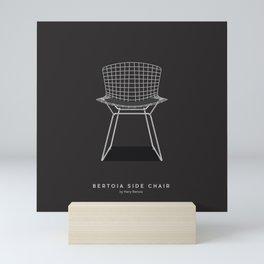 Bertoia Side Chair - Harry Bertoia Mini Art Print