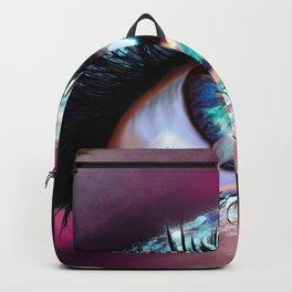 Eye love glitter Backpack