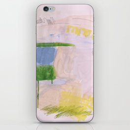 Spring Grass iPhone Skin