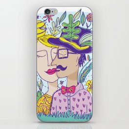 Spring Love iPhone Skin