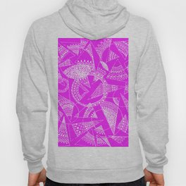 Playing with squares Hoody