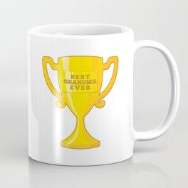 Best Grandma Ever Coffee Mug