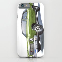 71 Monte Carlo SS 454 iPhone Case