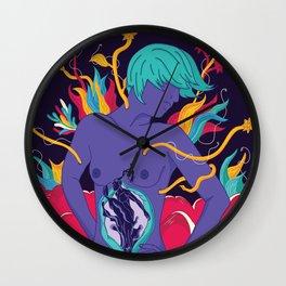 Freedom - Woman Wall Clock