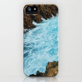 Waves Below iPhone Case
