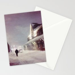 Sherbrooke architecture Stationery Cards