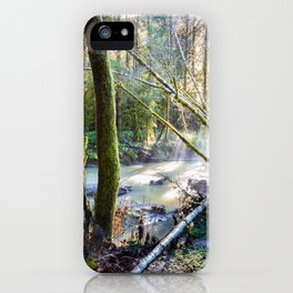 South Fork iPhone Case