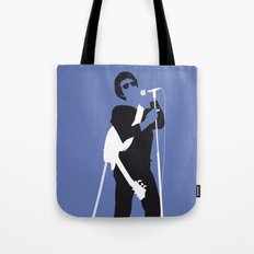 No068 MY LOU REED Minimal Music poster Tote Bag