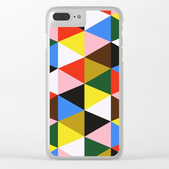 EAMES! Clear iPhone Case
