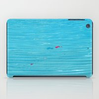 pool iPad Cases featuring Pool by AlexinaRose