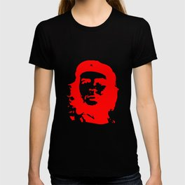 Che Guevara in Red T-shirt