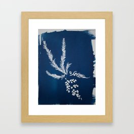 River treasures Framed Art Print