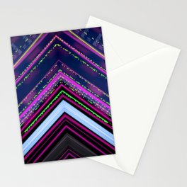 Data Collide Stationery Cards