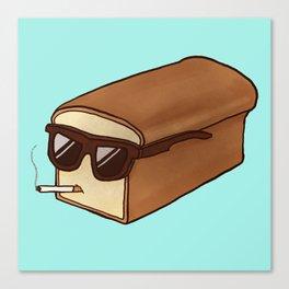 Cool Bread Canvas Print