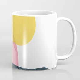 Abstract art V Coffee Mug