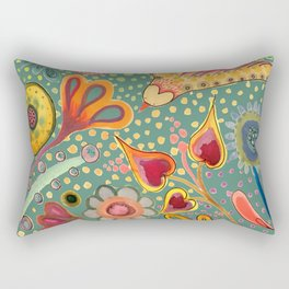 vivifiant 2 Rectangular Pillow