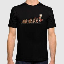 8-Bit Evolution Mario T-shirt