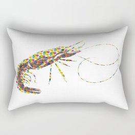 shrimp-U Rectangular Pillow