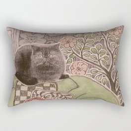 Alice& Dinah Rectangular Pillow