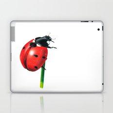 Ladybug | Colored pencil drawing Laptop & iPad Skin