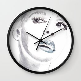 Model Wall Clock