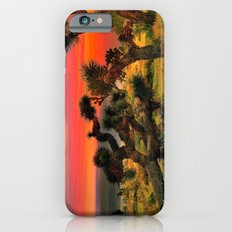 Sunset at Joshua Tree National Park, California, USA iPhone 6s Slim Case
