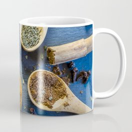 Herb and Spices. Coffee Mug