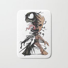 I am Venom Bath Mat