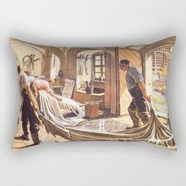 At Tannery Rectangular Pillow