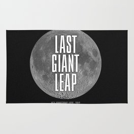 Last Giant Leap Rug