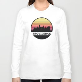 Providence Skyline Long Sleeve T-shirt