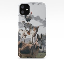 "The ""Town Musicians of Bremen"" iPhone Case"