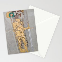 Gustav Klimt - Beethovenfries Stationery Cards