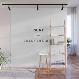Dune  —  Frank Herbert Wall Mural