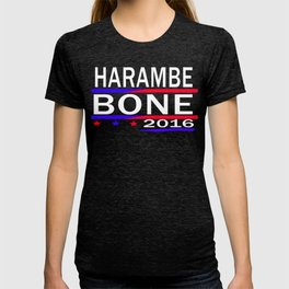 Harambe Bone 2016 Election Shirt T-shirt
