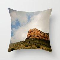 utah Throw Pillows featuring Utah. by rachel kelso