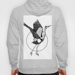 The Heron Hoody