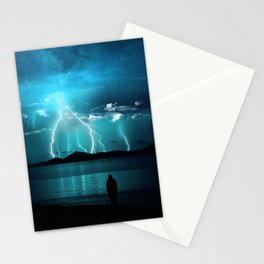 Storms Coming... Stationery Cards