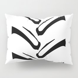Tractor Tread Pattern Pillow Sham