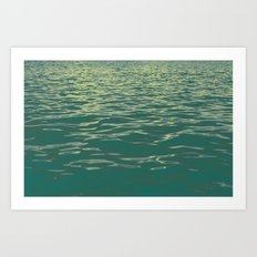 Water 2 Art Print